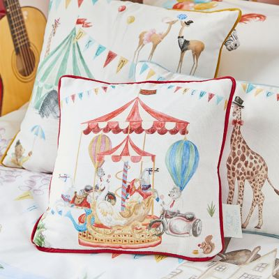 Chateau Carousel Cushions