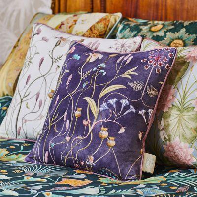 Wildflower Garden Cushion