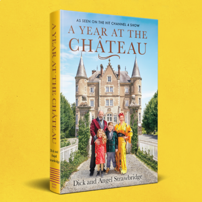 A Year at The Chateau - including signed bookmark!