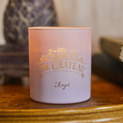 Personalised Walled Garden Candle