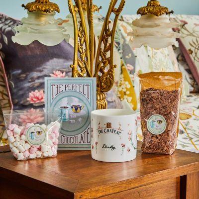 Personalised Hot Chocolate Gift Set