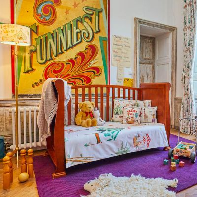 Le Cirque du Chateau Bed Set
