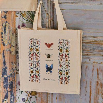 Personalised Pollinator Tote Bag