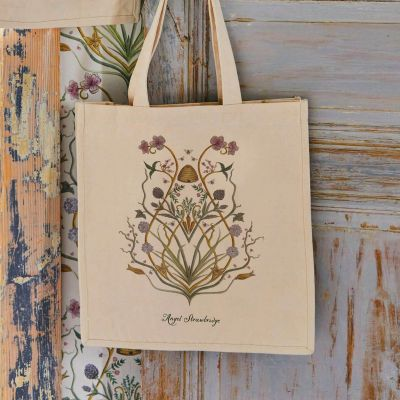 Personalised Potagerie Tote Bag