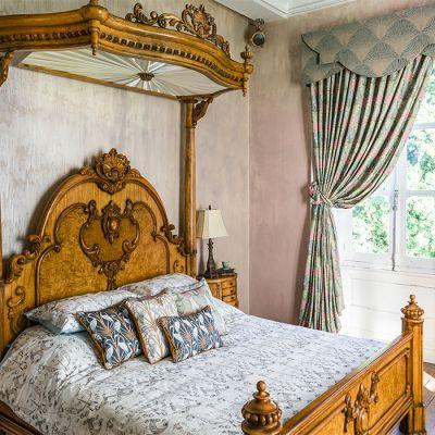 Le Chateau Des Animaux Bed Set