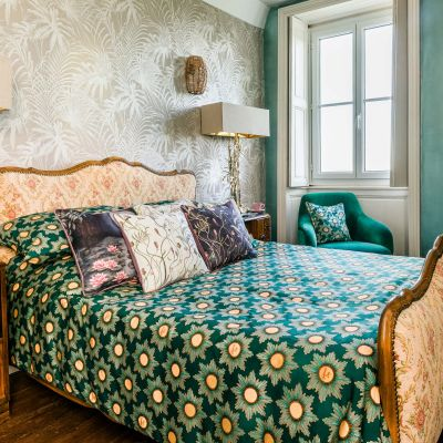 Mademoiselle Daisy Bed Set