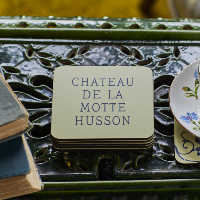 Personalised Chateau Text