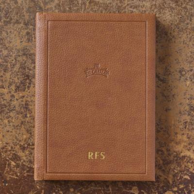 Chateau Debossed Notebook