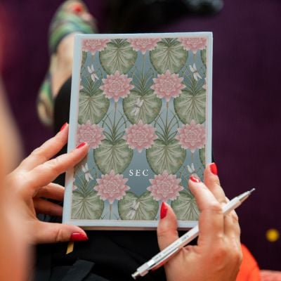 Photo of Lily Notebook Cover