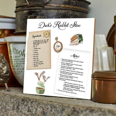 Rabbit Stew Recipe Tile