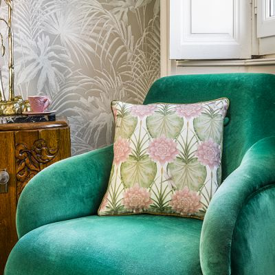 Lily Garden Cushion