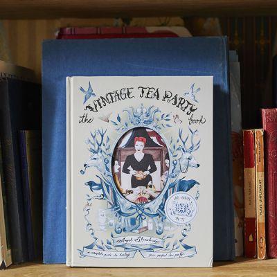 The Vintage Tea Party Book
