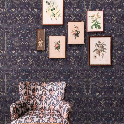 The Wildflower Garden Wallpaper