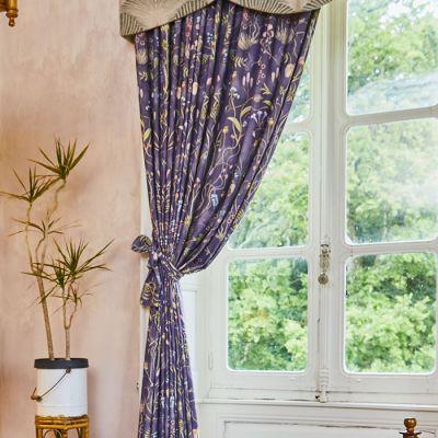 The Wild Flower Garden Curtains