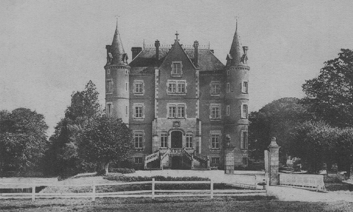 Histoire chateau Image