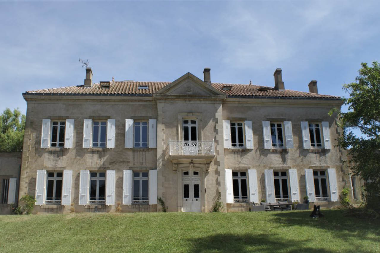 photo of chateau Thuries