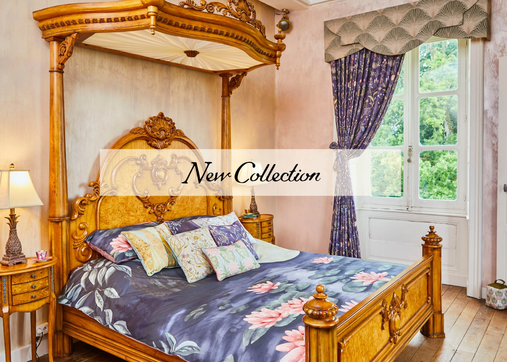 A Brand New Collection by Dick & Angel Strawbridge