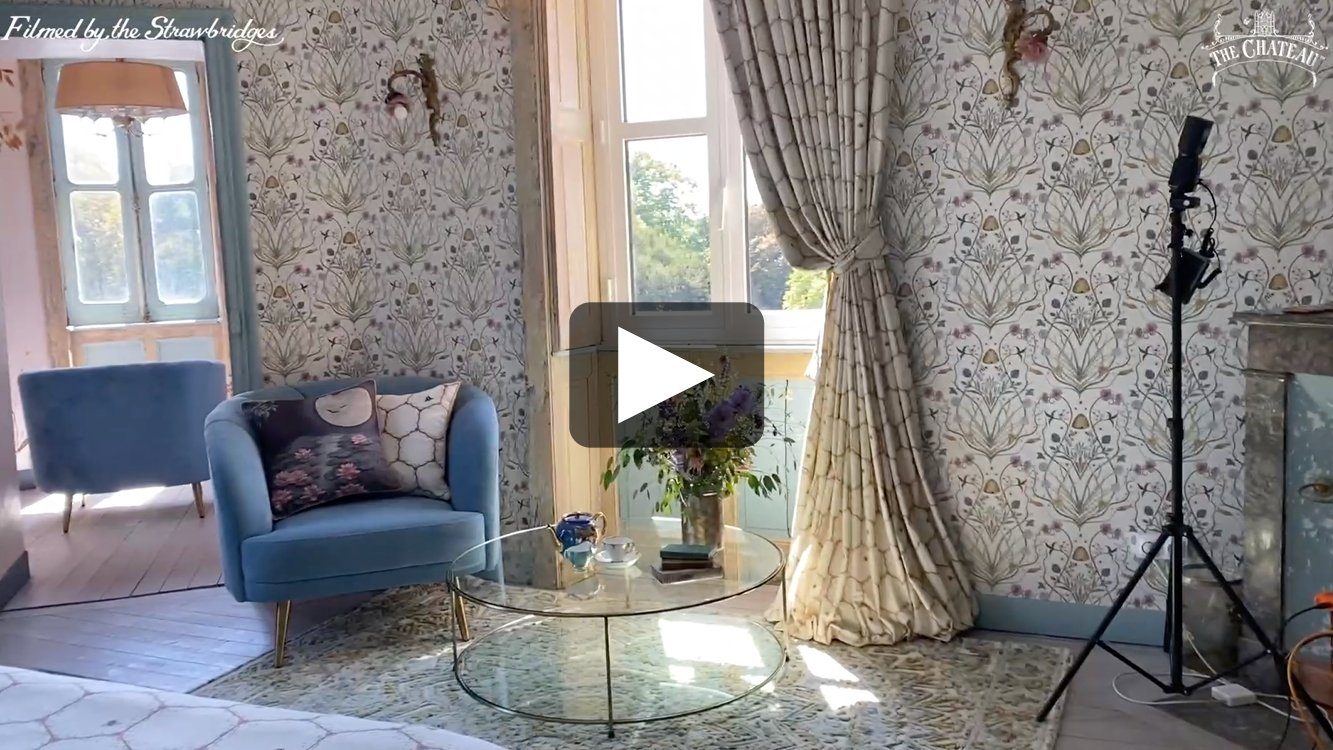 Video frame of the Potagerie Suite, link to full video